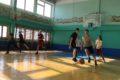 Финал спортивных состязаний между специальностями